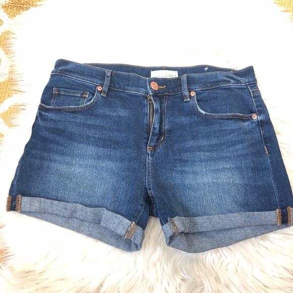 LOFT Pants - LOFT cuffed shorts size 26/2 // U04